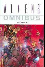 ALIENS OMNIBUS VOL #4 TPB Dark Horse Comics Presents TP 374 PAGES!