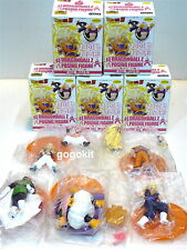 Unifive 2004 Dragonball Z Posing Figure Part 4 Color version Set of 5 Majin Boo