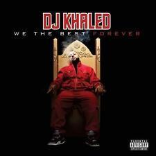 DJ KHALED**WE THE BEST FOREVER (ADVISORY)**CD