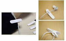 MINI CLIP MICROFONO AURICOLARI CUFFIE Iphone Smartphone cellulare pinza cavo