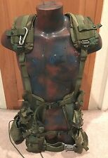 VTG U.S. Army Military Woodland Camo Enhanced Load Bearing Tactical Vest Hunting