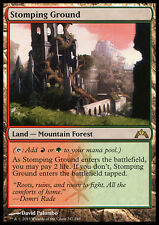 MTG STOMPING GROUND EXC - TERRENO CALPESTABILE - GTC - MAGIC