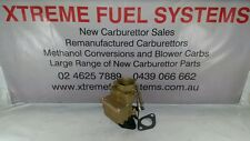 RECO STROMBERG CARB BXUV-3 ORIGINAL  FINISH  SUIT HOLDEN HQ 202 BIG BASE  75mm