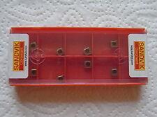 NEU 10 SANDVIK 880-020204H-C-GM 1044 mit Rechnung Wendeplatten