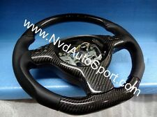 BMW E39 M5 and X5 E53 Carbon fiber MultiFunction Steering Wheel from NVD