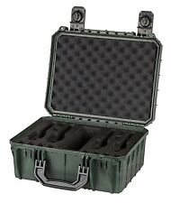 Camo Green Seahorse SE630FP4  4 Handgun case with custom foam
