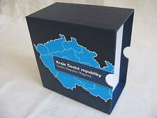 """Repubblica Ceca da collezione-Box per KMS serie """"regioni"""""""