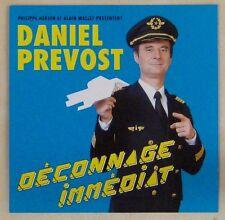 Daniel Prevost CD Déconnage immédiat 1991