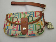 AUTHENTIQUE porte-monnaie DOONEY & BOURKE   TBEG vintage