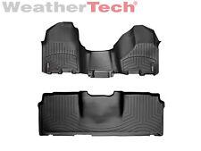 WeatherTech® FloorLiner Dodge Ram 2500/3500  OTH Mega Cab - 2010-2011 - Black