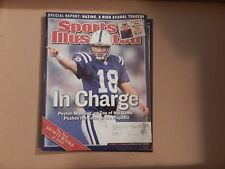 SPORTS ILLUSTRATED 12/22/03 COLTS PEYTON MANNING  COVER