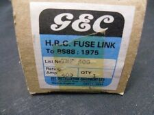 Cartridge Fuse GE Power TMF400