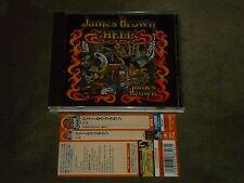 James Brown Hell Japan CD