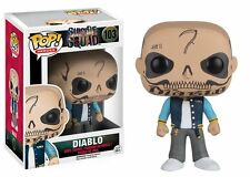 Funko Pop Heroes - Suicide Squad: Diablo Vinyl Action Figure Collectible Toy 103