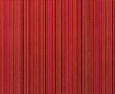KNOLL TEXTILES STRAIE STRIPE BLUSH PINK RED EPINGLE VELVET FABRIC BY THE YARD