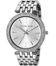 NEW Michael Kors Darci MK3190 Crystal Stainless Steel Ladies Watch