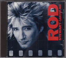 Rod Stewart - Camouflage - CD (Warner 2893 598 01 West German Target 1984)