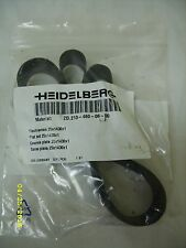 HEIDELBERG - Printing Press Equipment Flat Belt 25x1430x1 ~ ZD.213-460-06-00 NEW