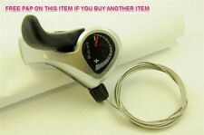 SHIMANO SL-TX50-L LEFT  3 SPEED GEAR SHIFTER FRICTION THUMBSHIFT LEVER 50% OFF