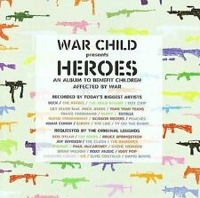 War Child Presents Heroes, Vol. 1 by Various Artists (CD, Mar-2009, Musicor)