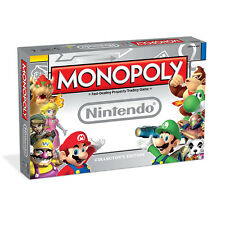 Monopoly Nintendo Collector's Edtion - Usaopoly - New Board Game