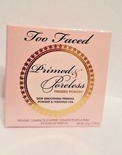 Too Faced Primed & Poreless Pressed Finishing Powder NIB!
