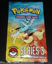 POP Series 3 Promo Pack SEALED Organized Play Pokemon Cards Hard to Find!
