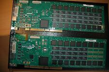 Digidesign HD1 Avid HD Accel PCIx Cards for Pro Tools not include Flex Cable