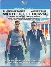 White House Down (Blu-ray/DVD, 2013, Canadian) DISC IS MINT