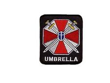 Resident Evil Umbrella ecusson umbrella avec velcro umbrella velcro patch