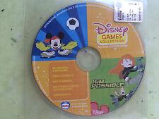 cd gioco disney games collection omaggio allegato a prodotto nestlè motta