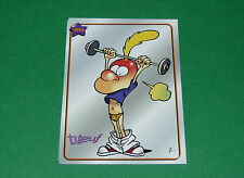 N°96 TITEUF  MEGADEFI TRADING CARDS PANINI 2003 ZEP PHILIPPE CHAPPUIS BD IMAGES