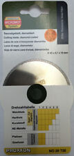 Proxxon Diamond coated circular saw blade 28735 KGS80 / Direct from RDGTools