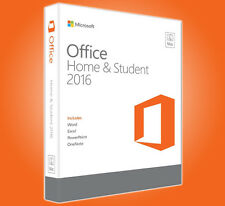 MICROSOFT Office 2016 per Pc-Home and Student Edition download