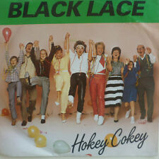 "7"" 1985 KULT ! BLACK LACE : Hokey Cokey // MINT-? \"