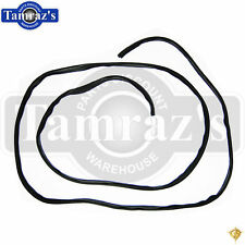 55-56 Chevy Trunk Weatherstrip weather strip Seal without Clips