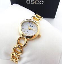 """OSCO Klassik * Damen-Schmuckband-Uhr """"Singing Queen"""""""