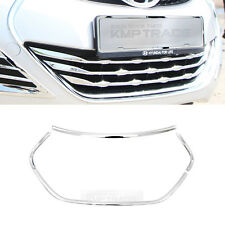 Chrome Bumper Radiator Low Grille Molding Cover For HYUNDAI 2011-2013 Elantra MD