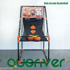Kids Children Dual Rebound Basketball Game Arcade Basketball Gift Mullion 660