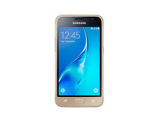 "Samsung Galaxy J1 4G Android Dual Sim Mobile Phone,4.5"",1GB,8GB,2MP,5MP-Gold"