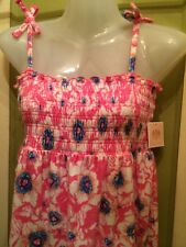 Beautiful! NWT Kids Juicy Couture Esmeralda Floral Terry Dress Size 10
