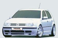 Rieger Frontspoilerlippe tiefe Ausführung für VW Golf 4
