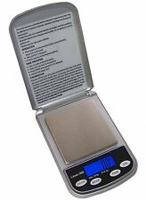 Proffesional Digital Collector Pocket Scale Gold Coin Gemstone Jewelry Free USA