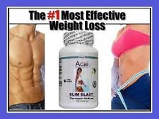 Fat Burner Diet Pills Strong Lose Weight Loss Slimming Tablets T5 Slim Blast #1