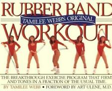 Tamilee Webb's Original Rubber Band Workout (Book and Rubber Band) Webb, Tamile