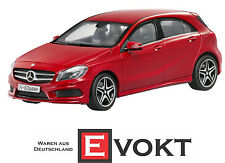 Norev Mercedes-Benz A-Class W176 AMG Sports Package Red Model Car Genuine New