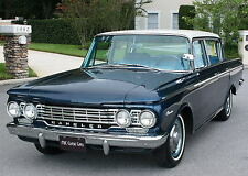 1962 AMC CLASSIC CUSTOM  Original