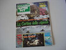 MOTOSPRINT 8/1980 PROVA TEST MOTO SWM TL 320 TRIAL