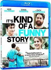 IT'S KIND OF A FUNNY STORY *NEW BLU-RAY*
