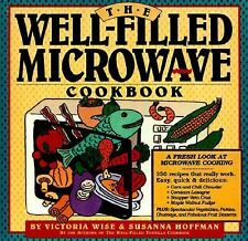 The Well-Filled Microwave Cookbook (Well-Filled Series , No 2)-ExLibrary